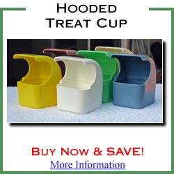 Hooded Treat Cup