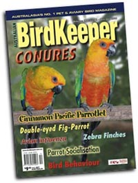 Bird Keeper Magazine
